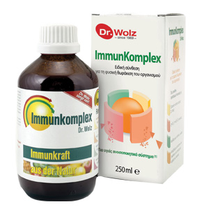 Power health immunkomplex syrup