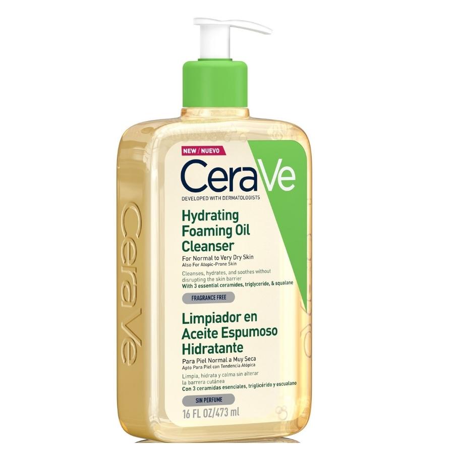 cerave cleanser oil 473ml