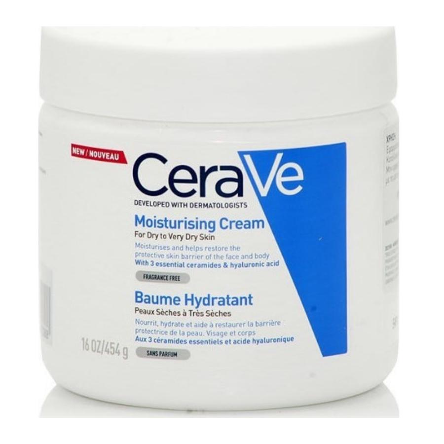 cerave moist cream 454ml