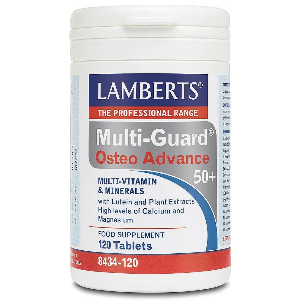 lamberts multi guard osteoadvance 50+